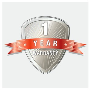 One Year Warranty on HVAC Parts and Labor