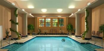 Pool dehumidifer and heaters
