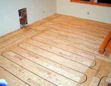 Radiant Floor Systems