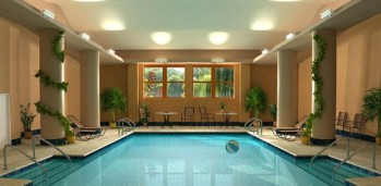 Pool dehumidifer and heaters