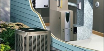 Hybrid Heat Pump and Furnace System