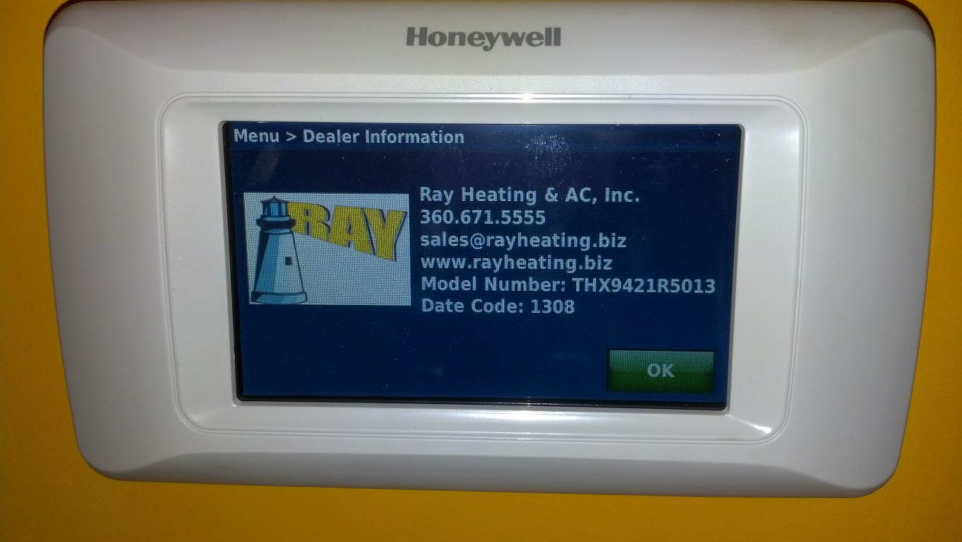 ThermostatInternetProgrammable